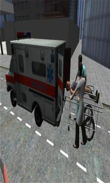急速救护车截图