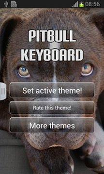 Pitbull的键盘截图
