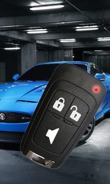 汽车遥控钥匙截图