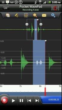 音频编辑器截图