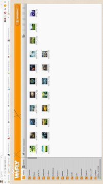 WiFly文件传输截图