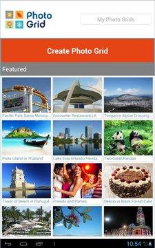 Photo Grid截图