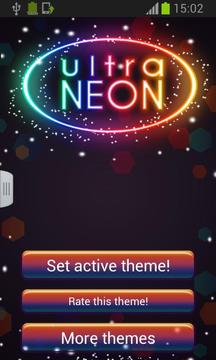 Keyboard Ultra Neon截图