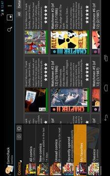 ComicRack漫画阅读器下载安卓最新版_手机app官方版免费安装下载_