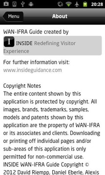 WAN-IFRA 2012截图