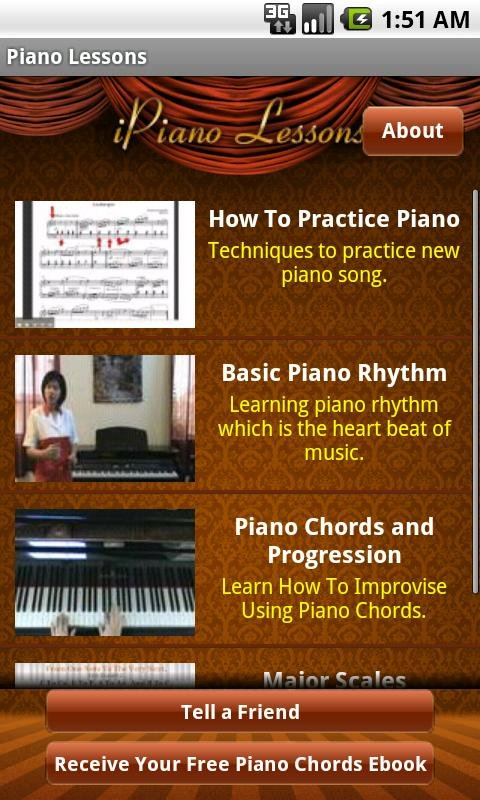 on hating piano lessons Essays - largest database of quality sample essays and research papers on on hating piano lessons.