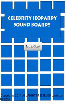 SNL Celeb Jeopardy Sound Board相似应用下载_豌豆荚