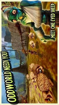 奇异世界:蒙克历险记截图