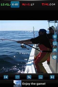 钓鱼游戏截图