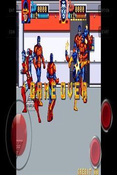 超级战士X截图