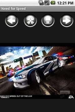 Need for Speed截图
