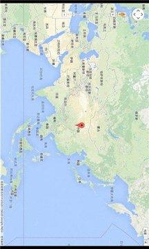 世界巨幅3D卫星地图截图