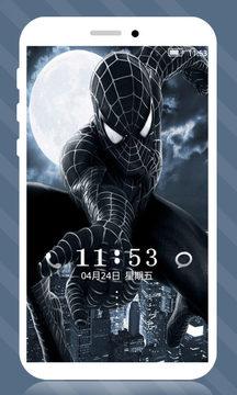 蜘蛛侠拉风壁纸截图