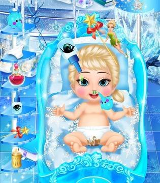 冰雪王后的新生宝贝 - 怀孕...截图