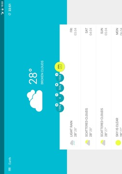 Wemple天气截图