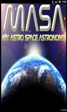我的Astro空间天文截图
