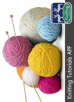Knitting Tutorials FREE截图
