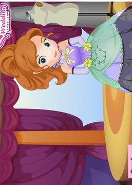 宝贝公主生日换装截图