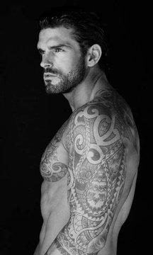 纹身艺术设计截图
