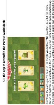 Guide for Plants V' Zomb...截图