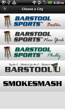 Official Barstool Sports截图