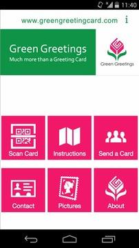 Green Greetings截图