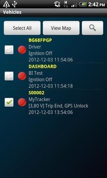 Tracker SA截图