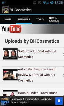 Makeup by BH! Tutorials截图
