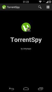 TorrentSpy - Torrent Sea...截图