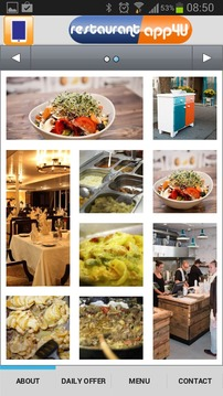 RestaurantAPP4U截图
