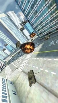 GTA坦克大战纽约截图