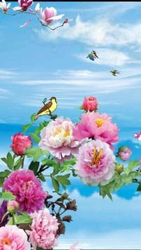 鸟语花香动态壁纸截图