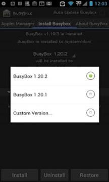 BusyBox Pro截图