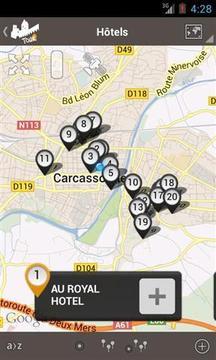 卡尔卡松旅游指南截图