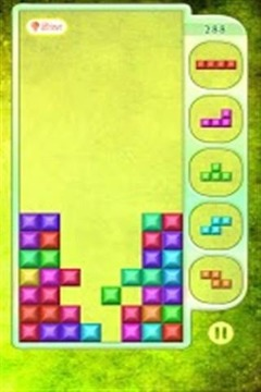 TPuzzle (俄罗斯方块版本)截图