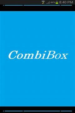 盒装在一个电子邮件应用截图