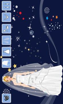 公主新娘换装游戏截图