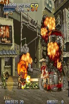 金属第一次世界大战 Metal War I截图