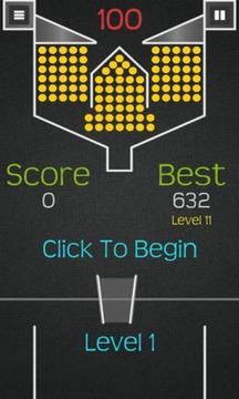 100个球球截图