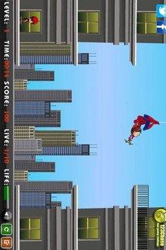 蜘蛛侠救援截图