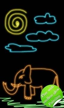 Glow Paint - Magic Marker截图
