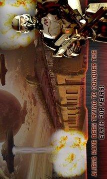 RoboMan - 外星人的战争截图