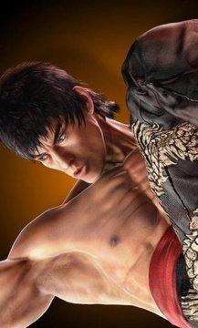 Tekken X Fighter截图