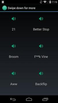 Sounds of Vine - Soundboard截图