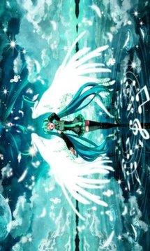 Cute Hatsune Miku wallpapers截图