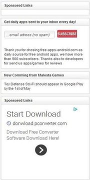 Free Apps Android Com截图
