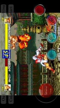 暴力格斗之王 - 最刺激最好玩的经典KO模式格斗肉搏街机游戏截图