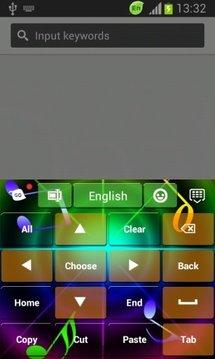 彩色键盘的声音截图