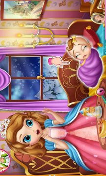 小公主婴儿看护截图