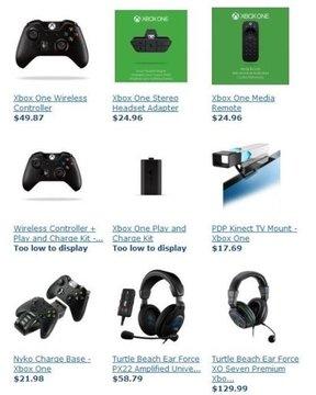 My Xbox One Accessories截图